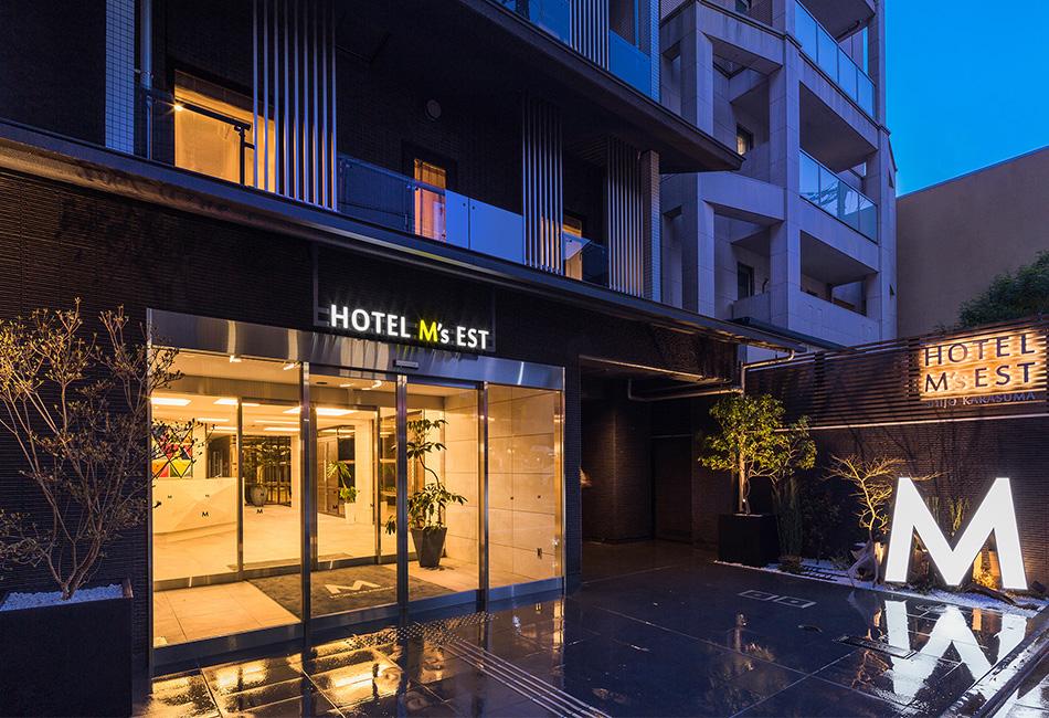 HOTEL M's EST SHIJO-KARASUMA