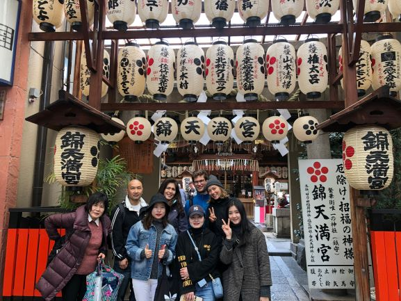 Walking Tour with Japaning Hotel