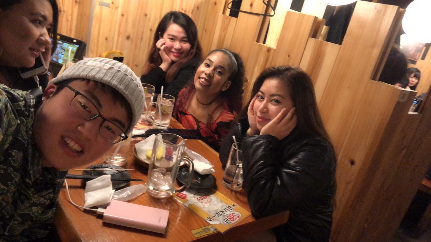 Restaurantes en Japón!