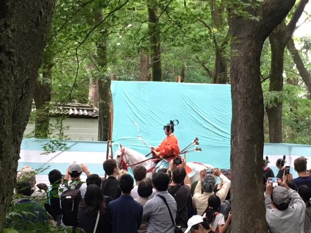2019/05/15 In Kyoto, Aoi Matsuti, or the H...
