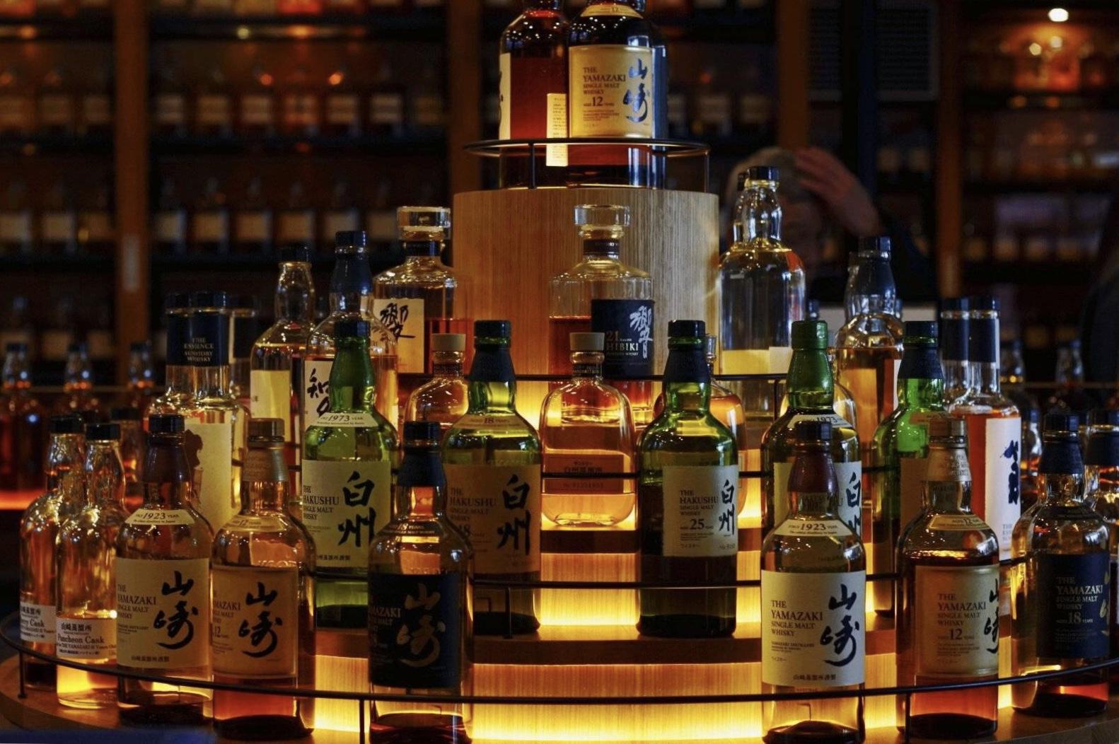 来京都去日本威士忌发源地朝圣!