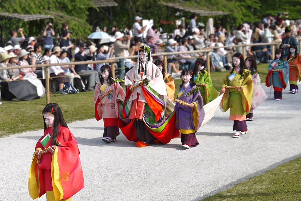 五月不可錯過的京都三大傳統祭典活動之一----...