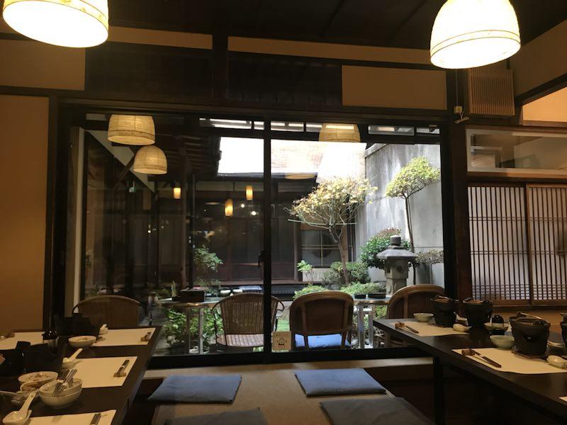 性价比关西第二的京都創作料理名店
