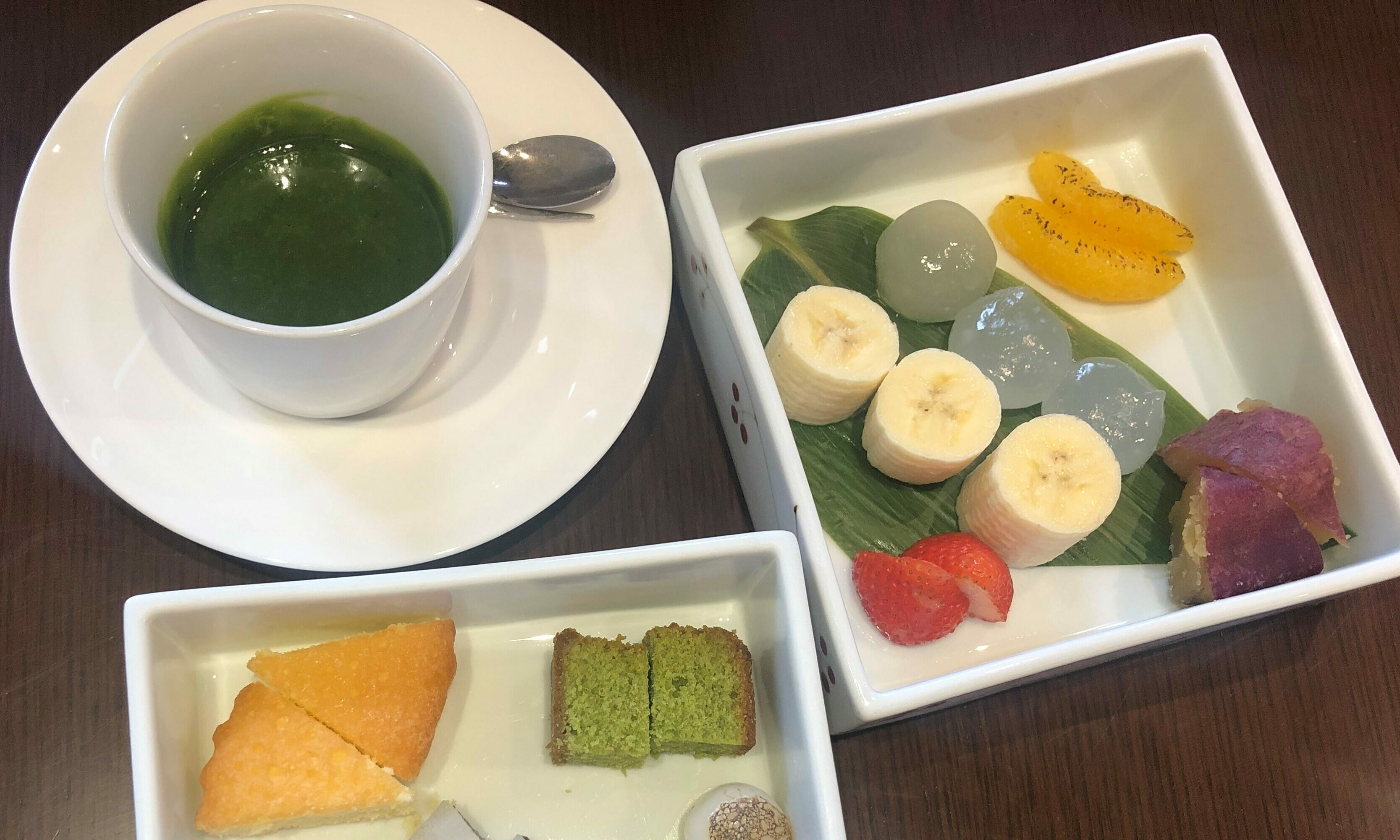 For matcha lovers!