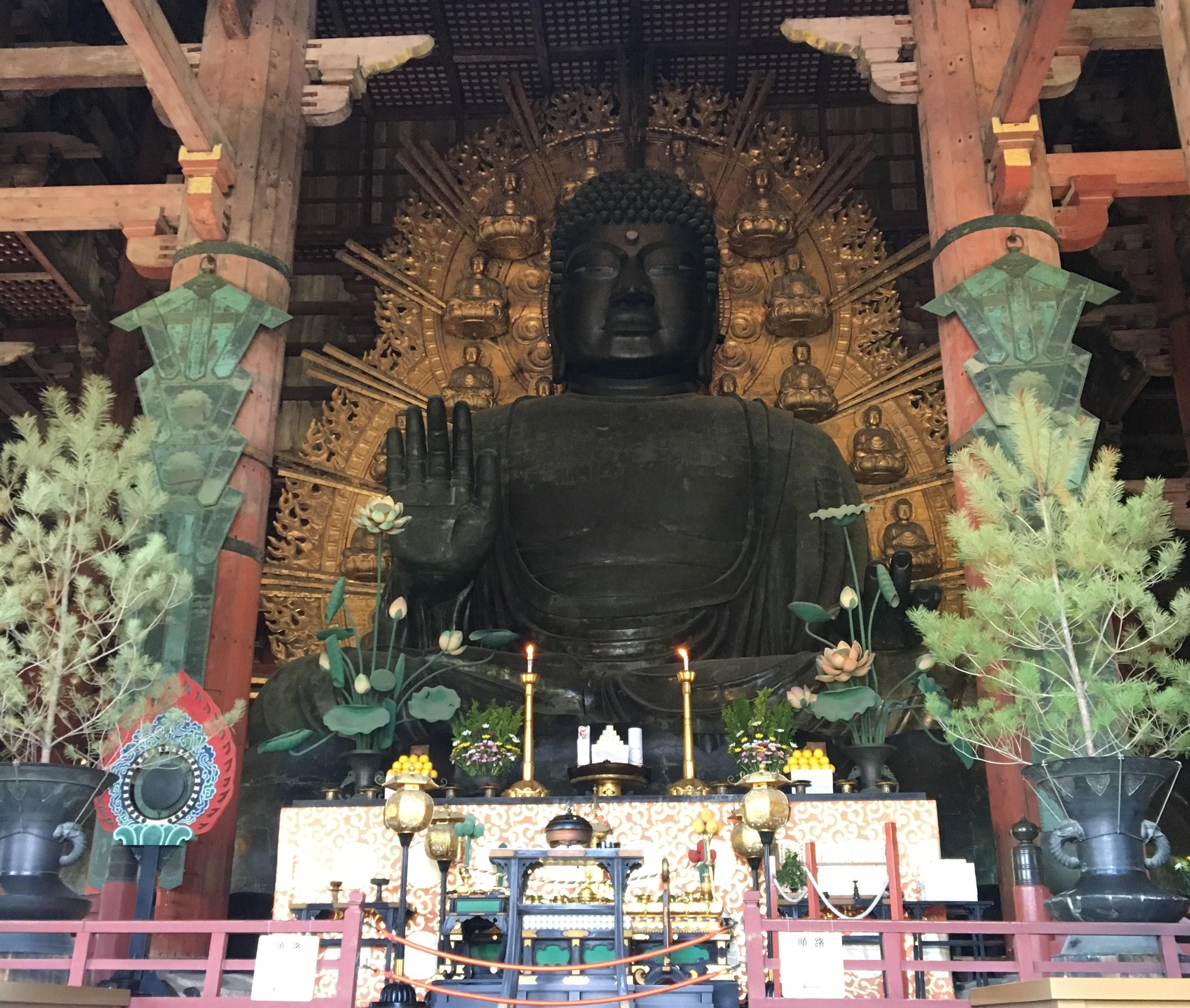 El templo mas grande