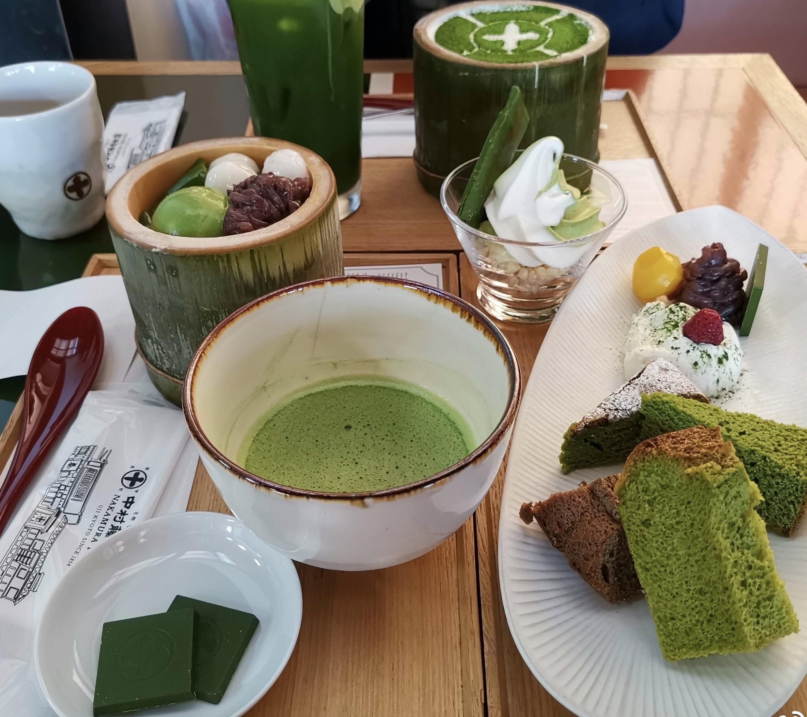 茶之京都---五月的一番茶等你来