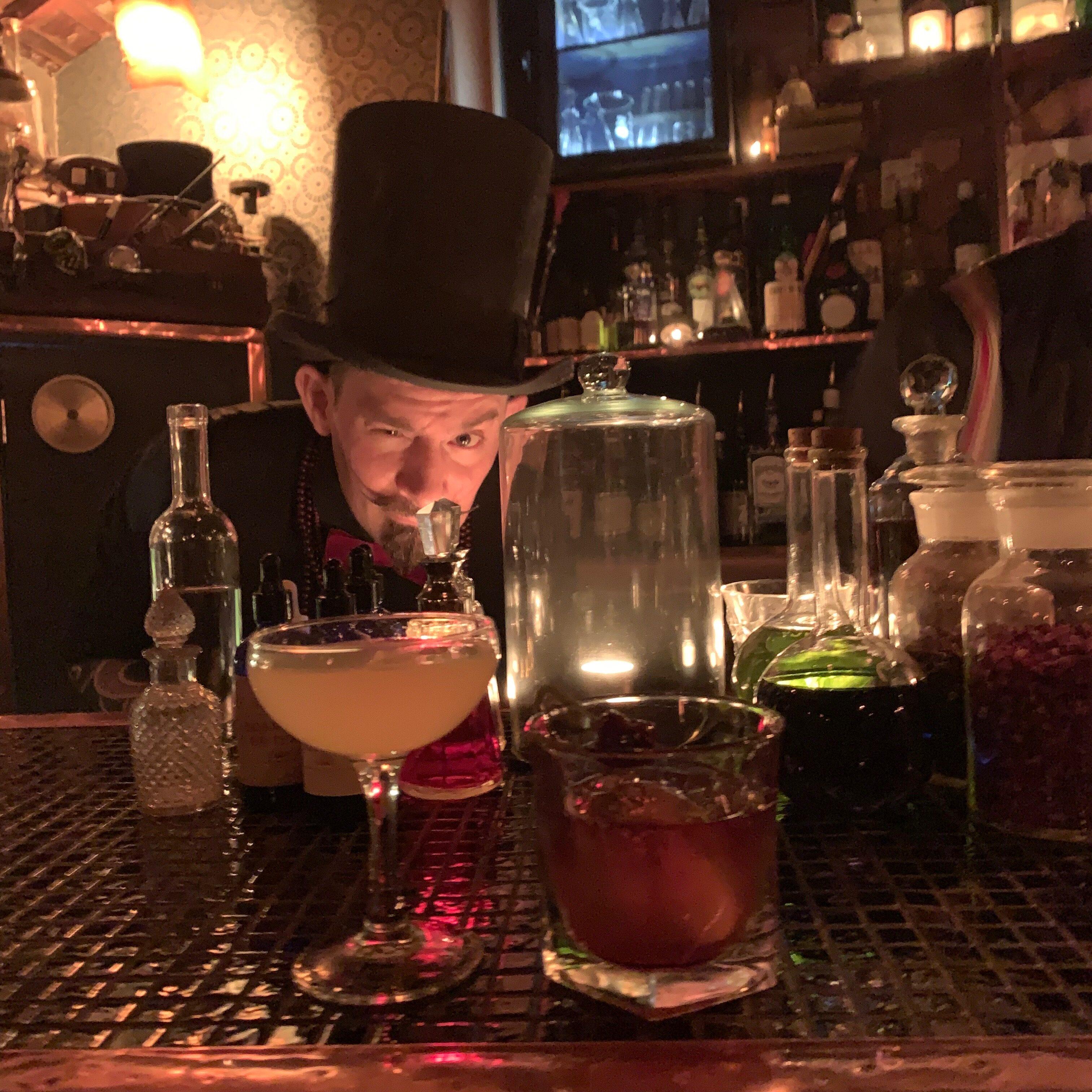 祇園四條必去的Magic Bar- l'escamoteur bar