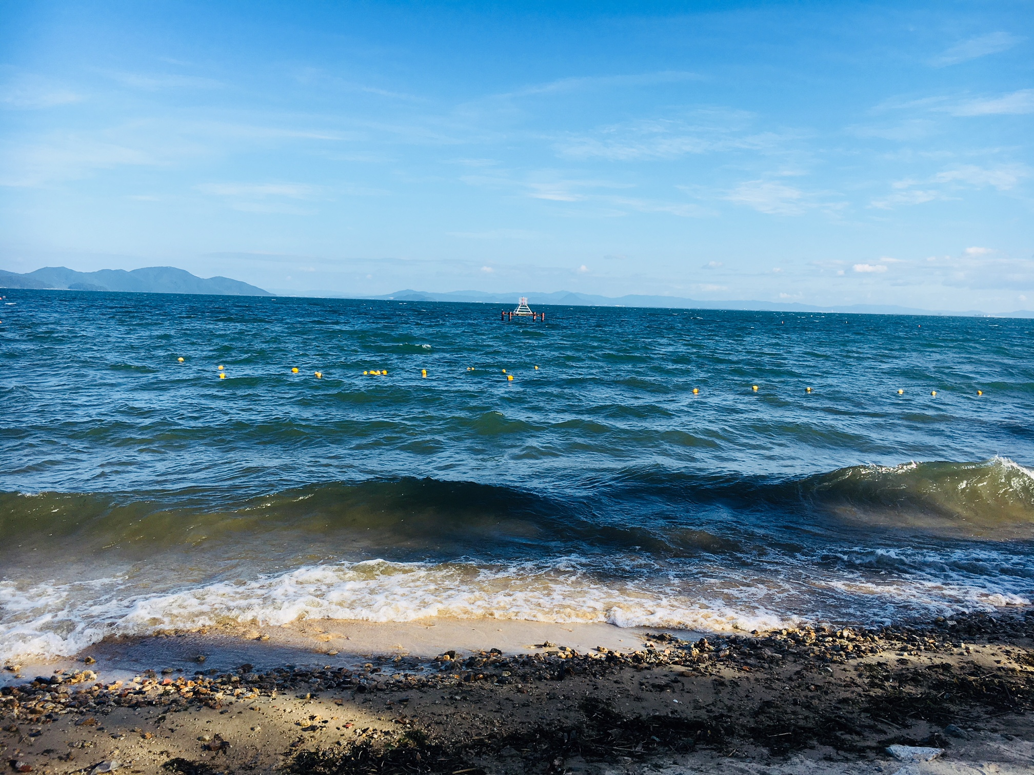 大人孩子都可以玩耍的地方-琵琶湖