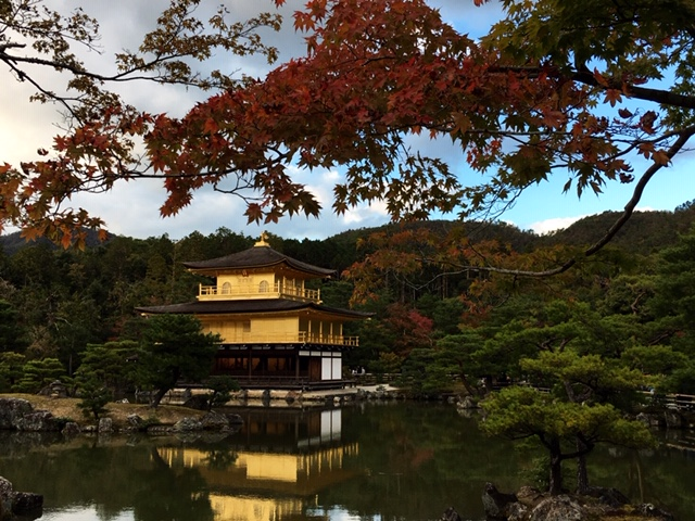 ~Series①~ Let`s go to Kinkakuji temple(...