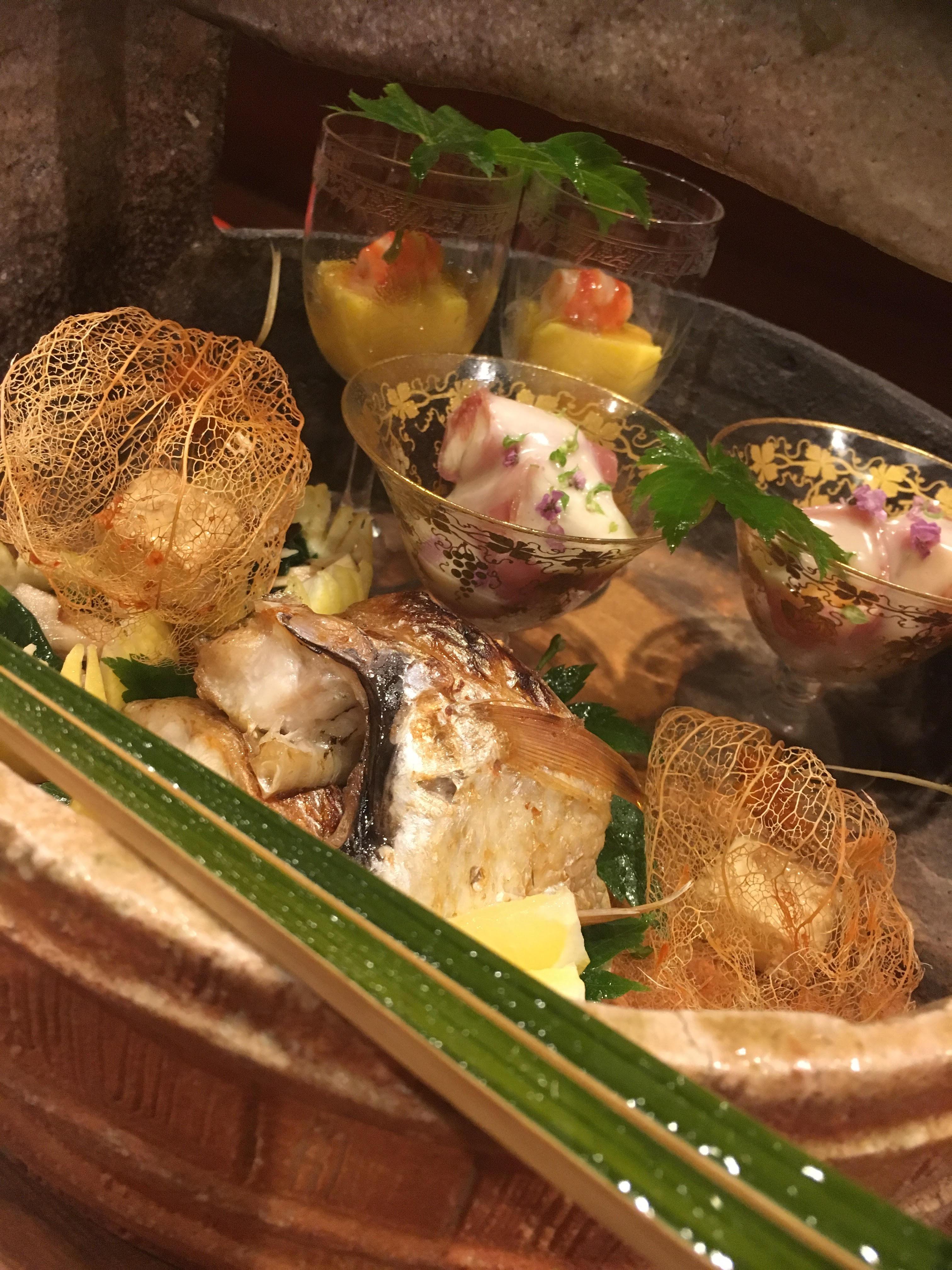 Gion Fancy Dinner``Gion Moriwaki``