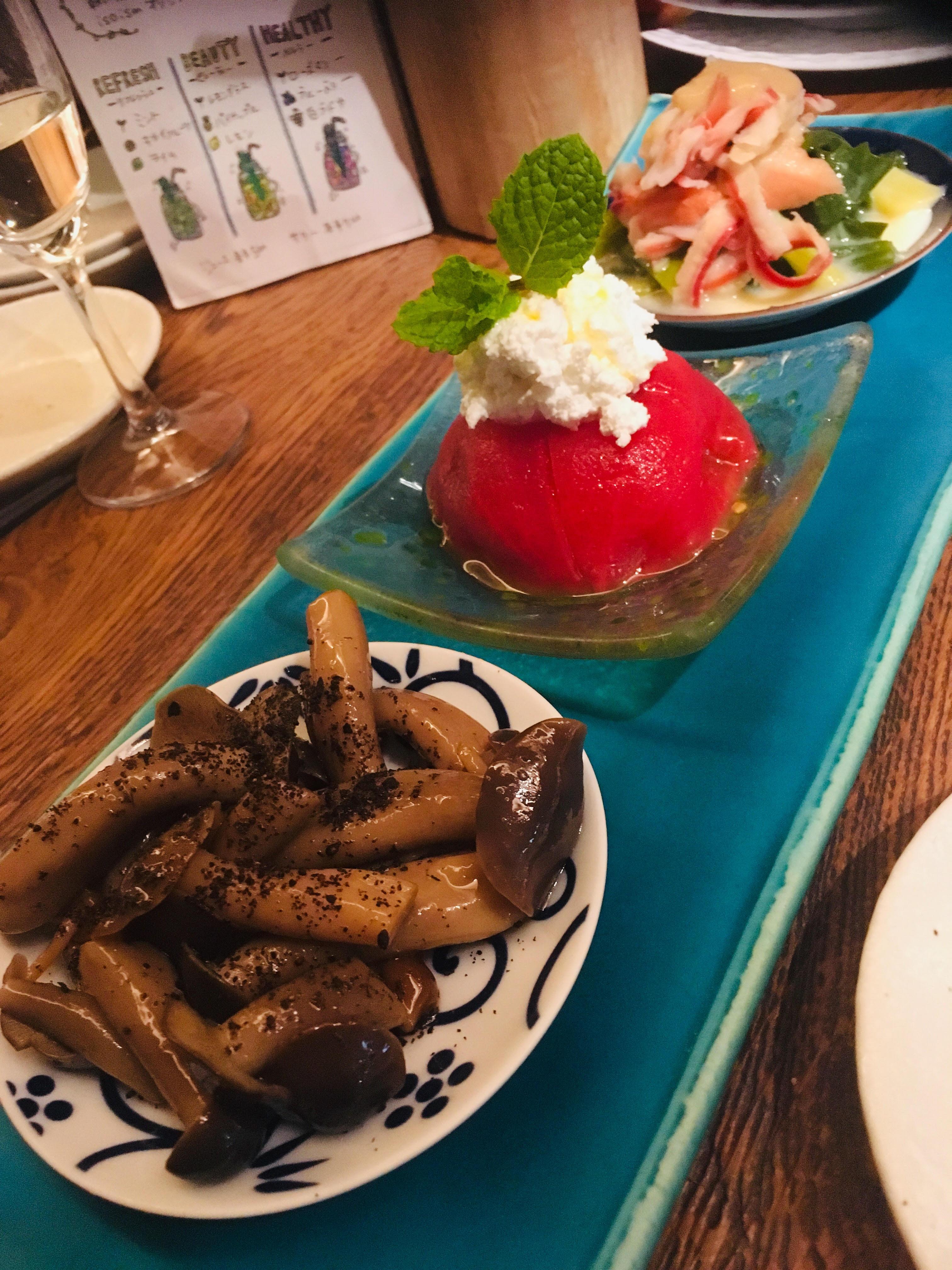 Photogenic♡Kyoto Vegetables Restaurant
