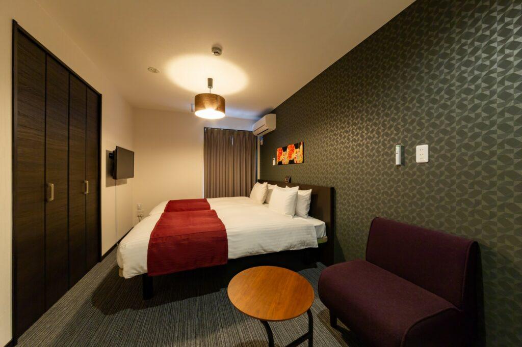 JAPANING HOTEL NISHI OJI