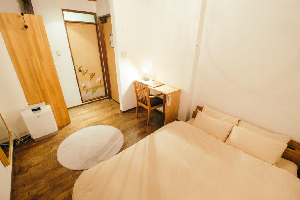 京都町屋旅館Cinq