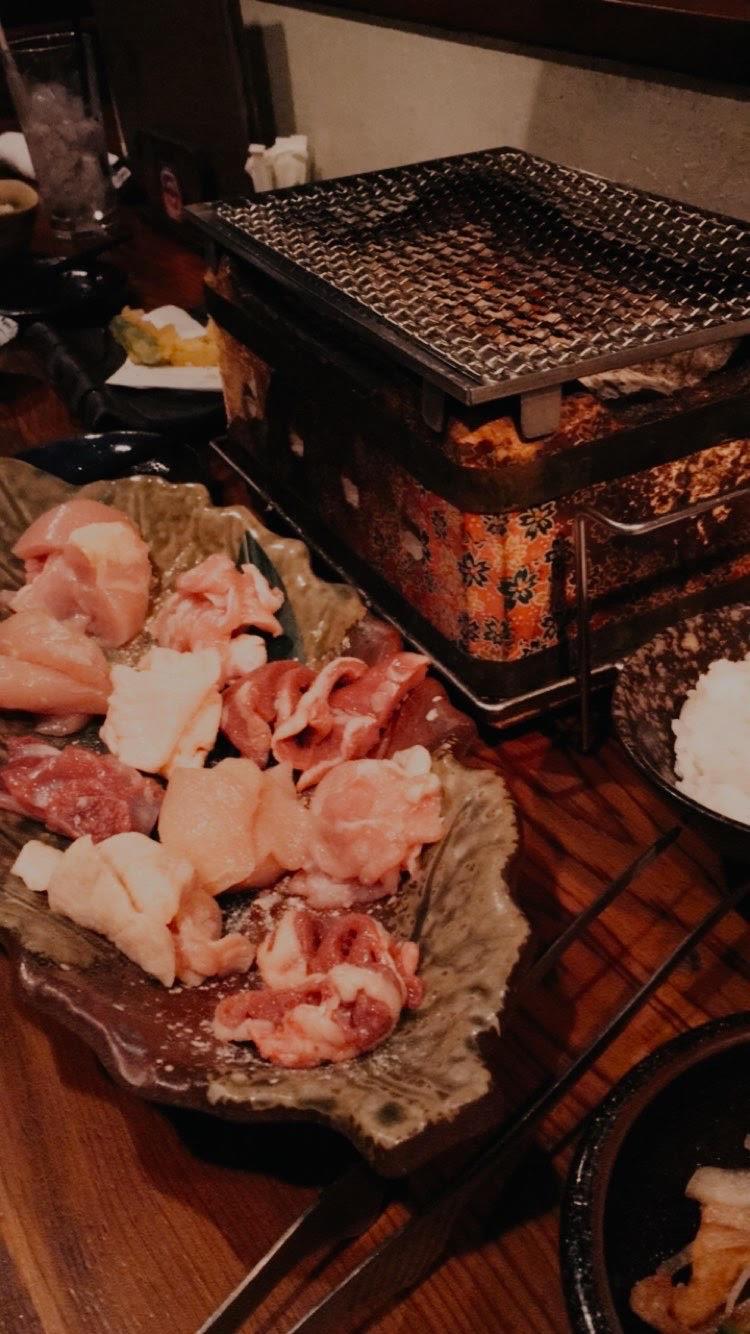 Киото барбекю из курицы Oicho おいちょ
