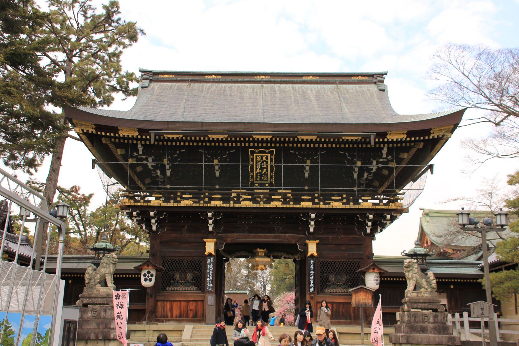 2020年!新年如果来到京都我们要去哪些神社跨...