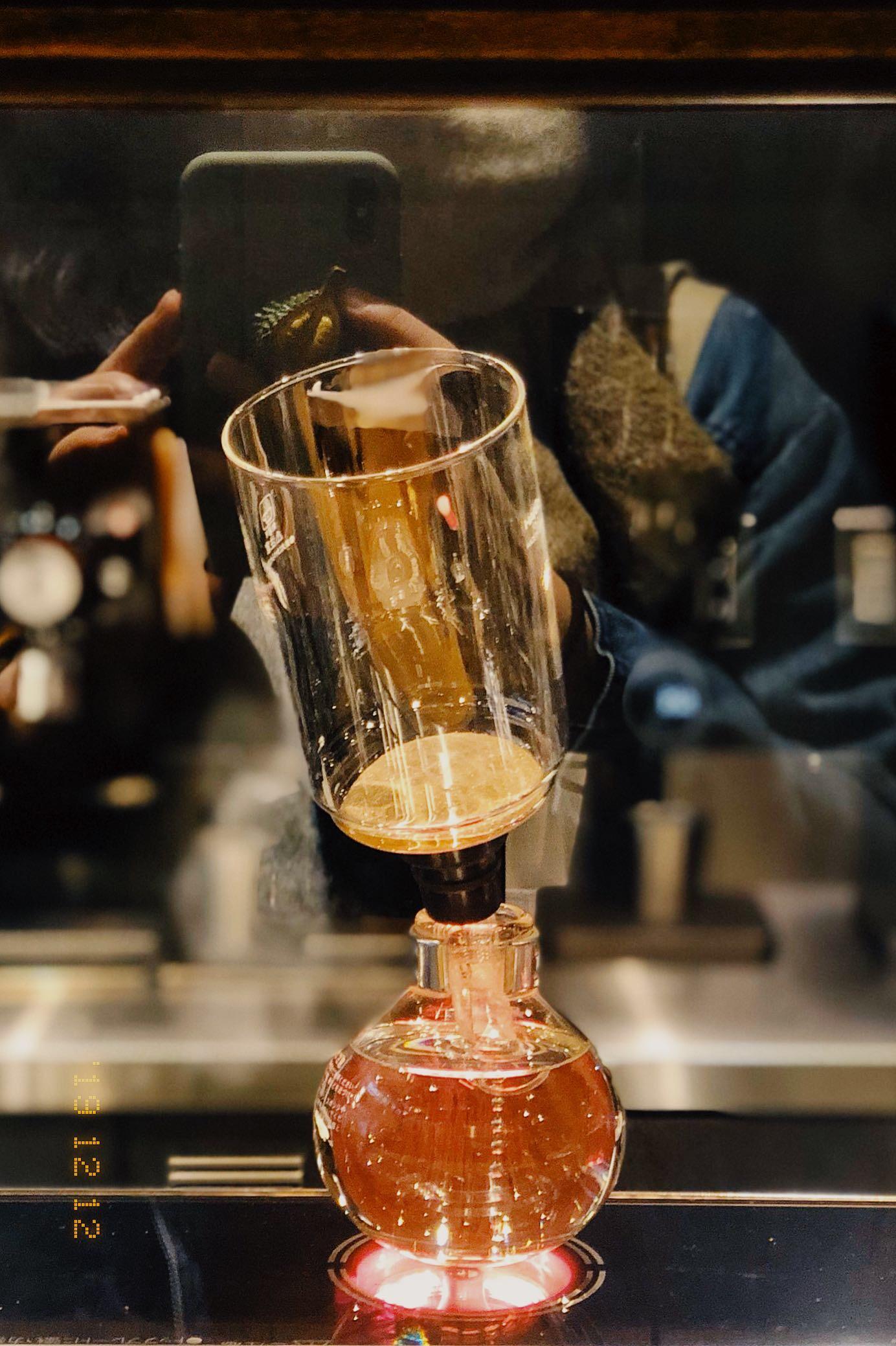 神乃咖啡--感受又新潮又复古的日式喫茶店
