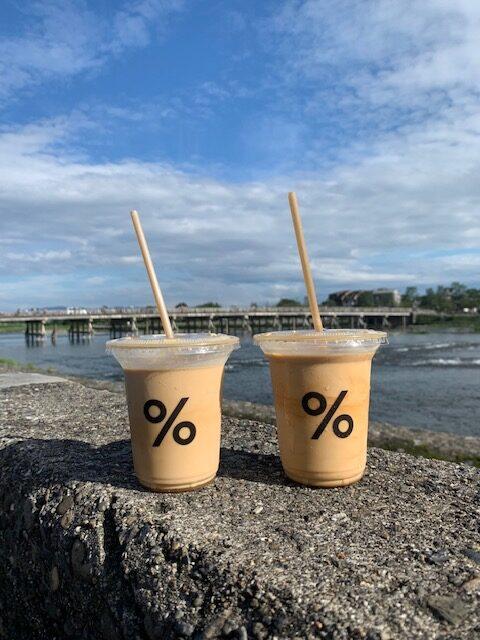來去嵐山喝咖啡~% Arabica Kyoto Arashiyama