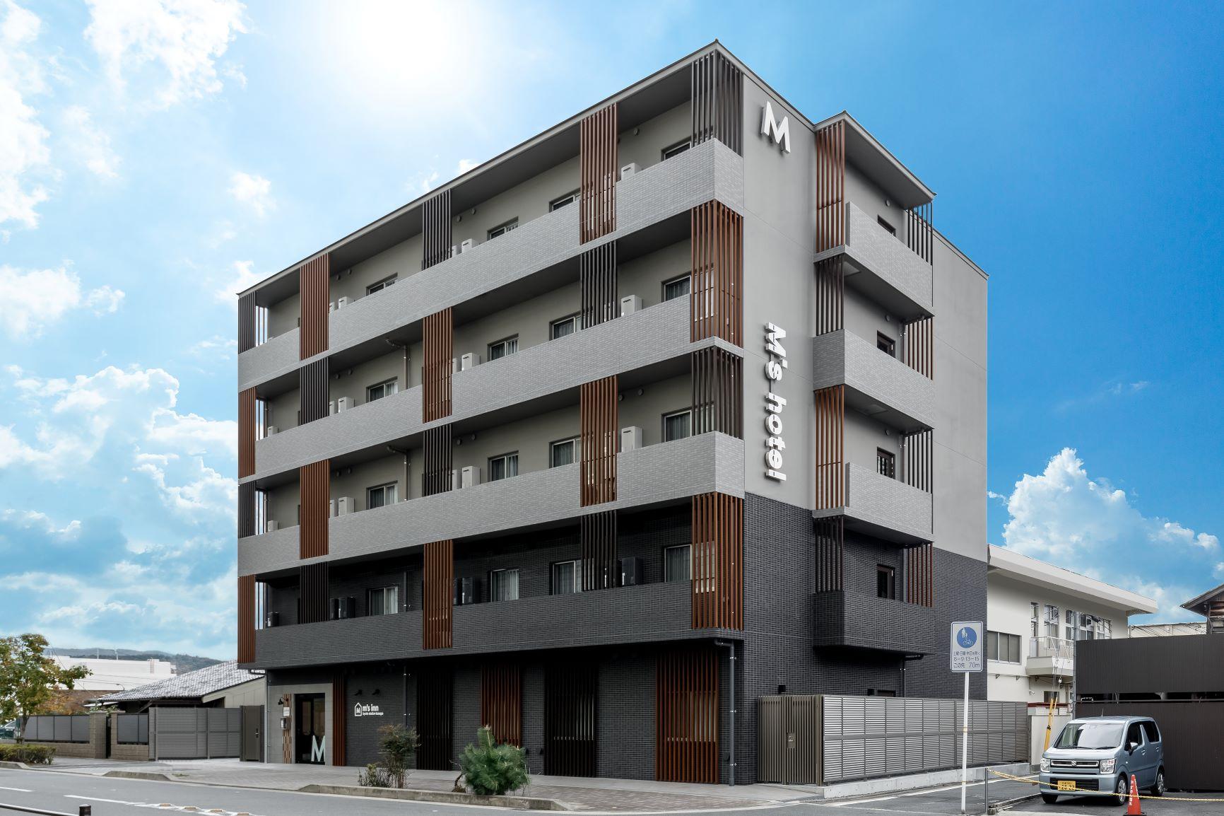 エムズホテル 京都駅KASUGA