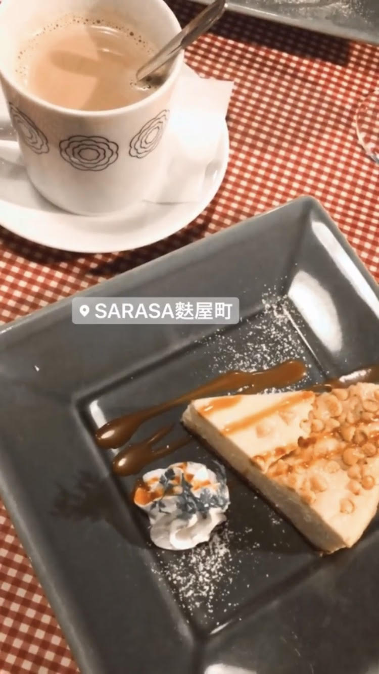 SARASA where the best cakes at!