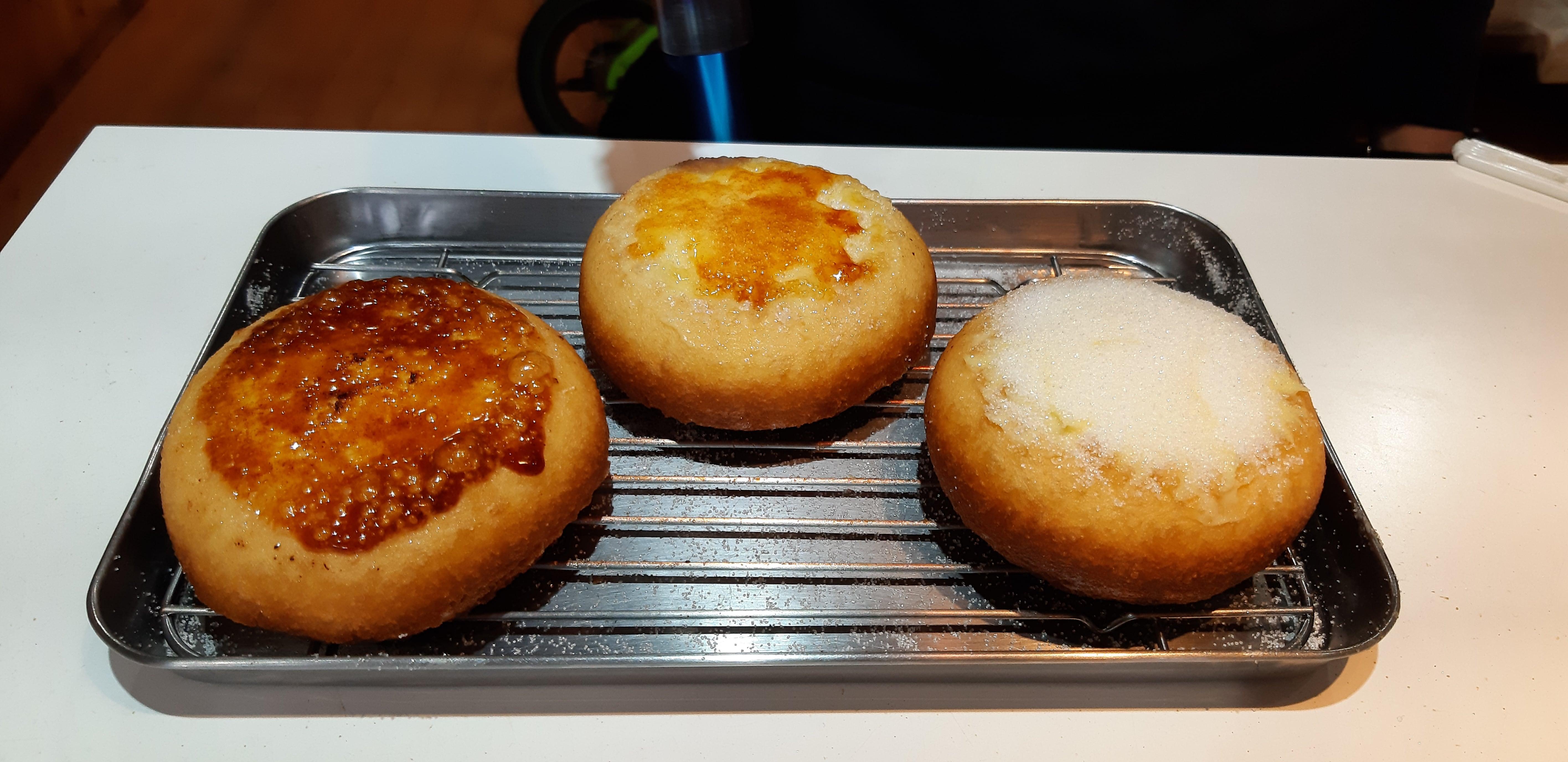 【kyoto donut】Fluffy! Crispy! Oozy! Crèm...